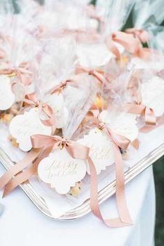 Romantic garden wedding off the Amalfi coast - 100 Layer Cake Romantic Wedding Favours, Wedding Welcome Gifts, Wedding Gift Bags, Romantic Weddings, Wedding Favor Inspiration, Wedding Ideas, Amalfi Coast Wedding, Invitation, Maid Of Honour Gifts