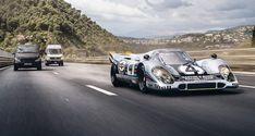CARS Porsche 917K : un incroyable exemplaire homologué pour la route https://lesvoitures.fr/porsche-917k/ #ClaudioRoddaro, #Monaco, #Porsche, #Porsche917