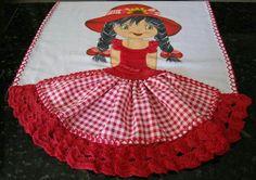 Crochet Borders, Crochet Diagram, Crochet Patterns, Quilting Projects, Crochet Projects, Sewing Projects, Doll Painting, Jute Bags, Cute Little Girls