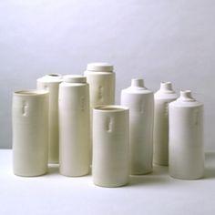 Edmund de Waal: A Garniture of Eight Vases, 2006