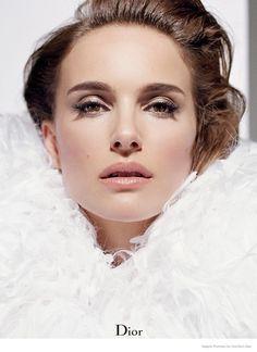Natalie Portman Goes Old Hollywood for Diorskin Star Ad
