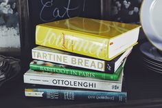 A Cook and Her Books
