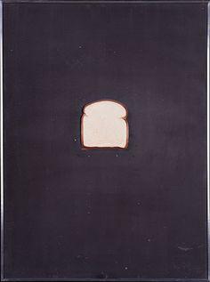 Bread , Jasper Johns, 1969