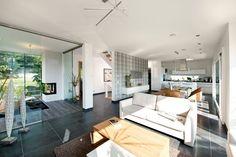 Die Stadtvilla hat viele Gesichter – die Moderne von WeberHaus | Haus & Bau | zuhause3.de