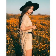 Hayden Tan Fringe Sleeve Dress