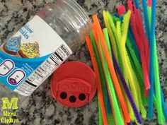 car road trip boredom buster toddler pipe cleaners                                                                                                                                                                                 More