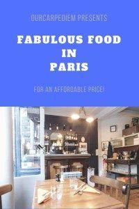 Michelin Bib Gourmand Affordable Fine Dining Paris Our Carpe Diem Best Restaurants In Paris Paris Restaurants Affordable Dining