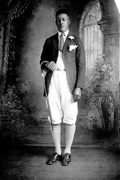 Unidentified portrait, Colombia, South Carolina, 1920s, Photographer Richard Samuel Roberts