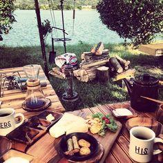 今年の夏休みの予定は、もう決まりましたか?もし、まだ決まっていないなら、仲間や家族と一緒に、ゆっくり自然と楽しむキャンプで、アウトドアご飯を楽しむのも楽しいですよ♡