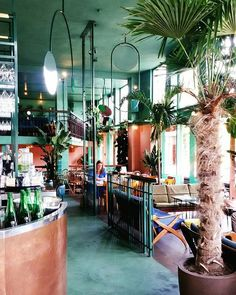 Bar Botanique Amsterdam by @hipaholic