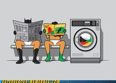 superheroes-doing-laundry