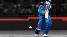 Virat Kohli Winning Super Shot HD Wallpaper