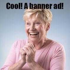 Man, I hate banner ads.