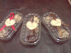embalagem com 3 brigadeiros gourmet sortidos!                              …