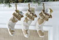 Coming this fall to SMITH's VARIETY! Glitter Stockings (3 Asst) | Living | Mud Pie