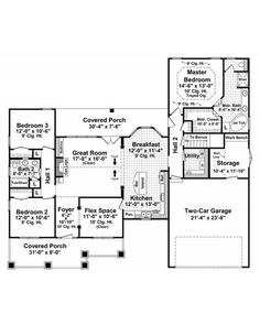 1000 images about bay house ideas floor plans on for Www eplans houseoftheweek
