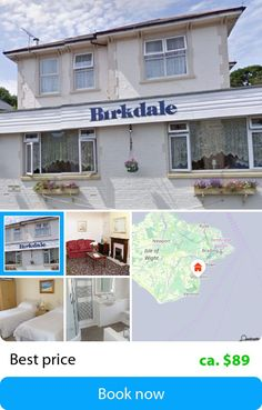 The Birkdale - Guest house (Shanklin, United Kingdom) – Book this hotel at the cheapest price on sefibo.