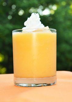 Orange Juliette {keep it virgin or add a splash of vodka — the choice is yours!}