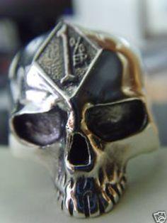 「Motorcycle Club mc gang ring」の画像検索結果