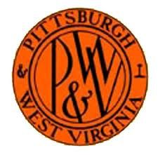 Pittsburgh & West Virginia Railway. 1904–1964 Leased by the Norfolk and Western Railway in 1964. N&W spun-off the P & W to the new Wheeling and Lake Erie Railway in 1990.