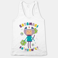 6f925d7f69e884 Catamari DaMeowCy T-Shirt