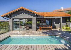Luxury Biarritz villa with pool