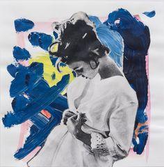 Simon Lee Gallery — Paulina Olowska — Selected Works