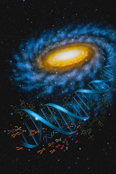 Did You Know That Cosmic Rays Change Your DNA?