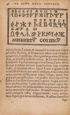 Historiae de gentibus septentrionalibus / - Biodiversity Heritage Library