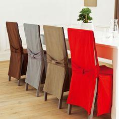 Comment r aliser une housse de chaise voir pinterest for Couture housse de chaise