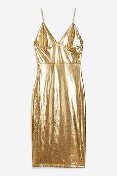 Womens   Cami Strap Mini Dress By Club L - Rose Gold 20d220c56d5d