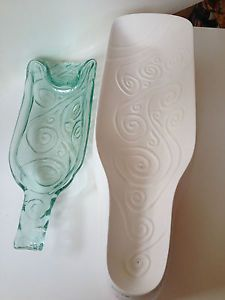 wine bottle slump mold | ... Large Wine Bottle Swirl Sagger Mold for fusing glass , slump In Kiln