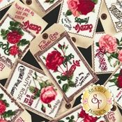 5acd89760abfe Rose Garden by Timeless Treasures Fabrics