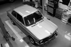 Restored BMW