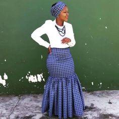 Newest shweshwe fashion south africa 2019 Newest shweshwe fashion south africa 2019 See more.~African actualization Ankara kitenge African women dresses African prints · The Latest 2019 shweshwe actualization south africa Shweshwe dresses African Dresses For Women, African Attire, African Wear, African Fashion Dresses, African Women, Hijab Fashion, African Traditional Dresses, Traditional Outfits, Seshweshwe Dresses