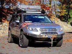 Purrrrrty -------------------------------------- Tag a friend! Submit your off-road subaru and let us see the cool… Subaru Outback Offroad, 2012 Subaru Outback, Off Road Truck Accessories, Lifted Subaru, Subaru Forester Xt, Subaru Wrx, 4x4, Off Road Camping, Overland Truck