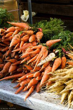 Carrots, via Flickr.