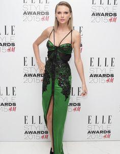 Pour clore la  Fashion Week de Londres avec style, nos consœurs du ELLE anglais ont donné leur traditionnelle soirée des ELLE Style Awards, hier soir, à Londres. http://www.elle.fr/People/Tapis-rouge/Evenements/Diane-Krueger-Olivia-Wilde-et-Cara-Delevingne-stars-des-ELLE-Style-Awards