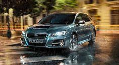 Subaru Levorg: la prova su strada
