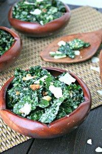 Kale Caesar Salad | Chef in Training