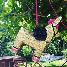 Full sized gold pinata large pinata gold by Addicted2TheShindig