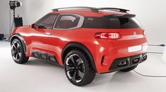 Citroën AirCross Concept Shanghai, Citroen C5, Jeep Truck, Car Wallpapers, Offroad, 4x4, Automobile, Trucks, Autos
