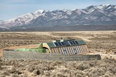 images real hobbit houses earthships | earthship2