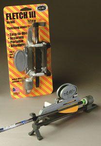 Arizona Archery Fletch III Fletching Tool