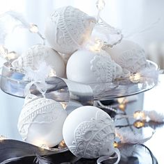 Love these Christmas Ornaments!