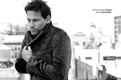 """I am so sorry to have kept you waiting,"""" Ioan Gruffudd apologizes sincerely, sounding just as charming on the phone as he does on television. Description from bellomag.com. I searched for this on bing.com/images"""