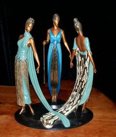 Erte-Three Graces!