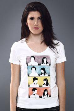 Camiseta 500 Dias Com Ela - Chico Rei http://chicorei.com/1381-500-dias-com-ela.html