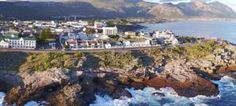 Boasting panoramic views of Walker Bay, Hermanus Esplanade offers self-catering apartments overlooking the cliffs. South Africa, Water, Outdoor, Gripe Water, Outdoors, Outdoor Living, Garden, Aqua