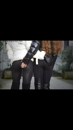 Leather Pants, Fashion, Leather Jogger Pants, Moda, Leather Joggers, Fasion, Leather Leggings, Trendy Fashion, La Mode
